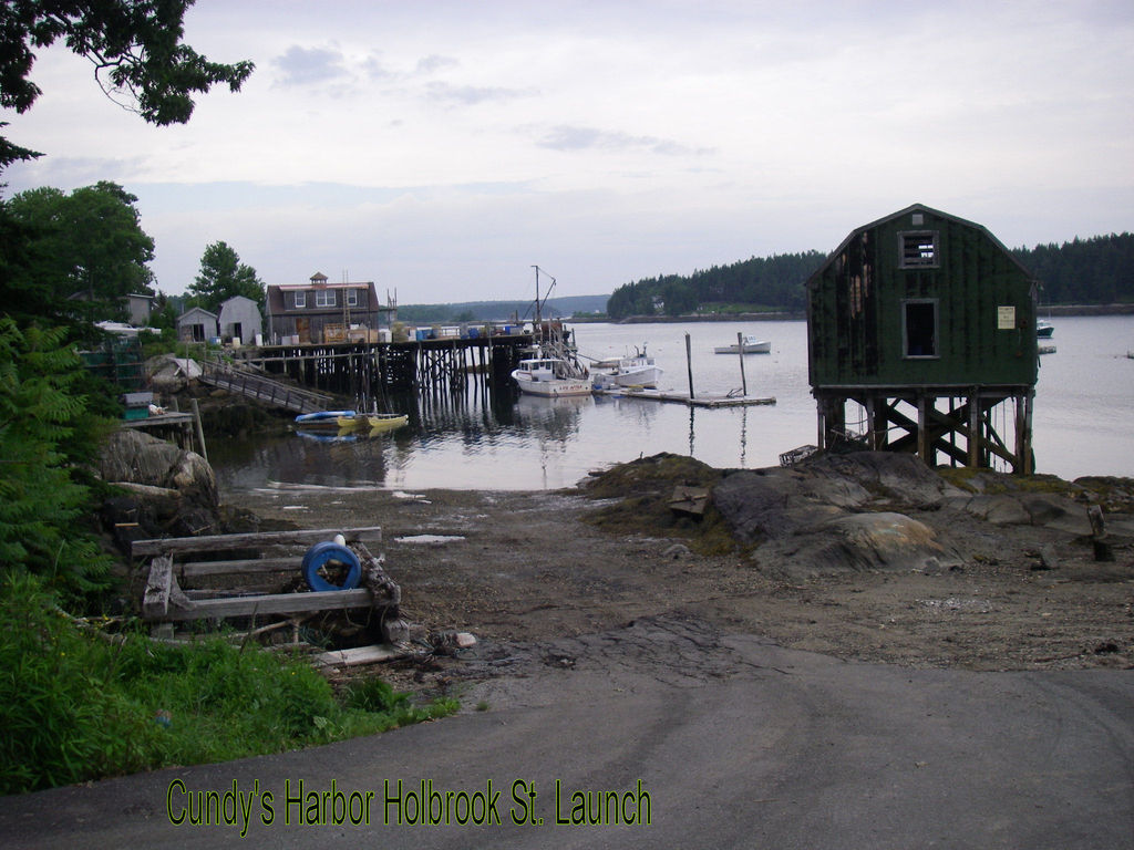 Cundy's Harbor Boat Launch