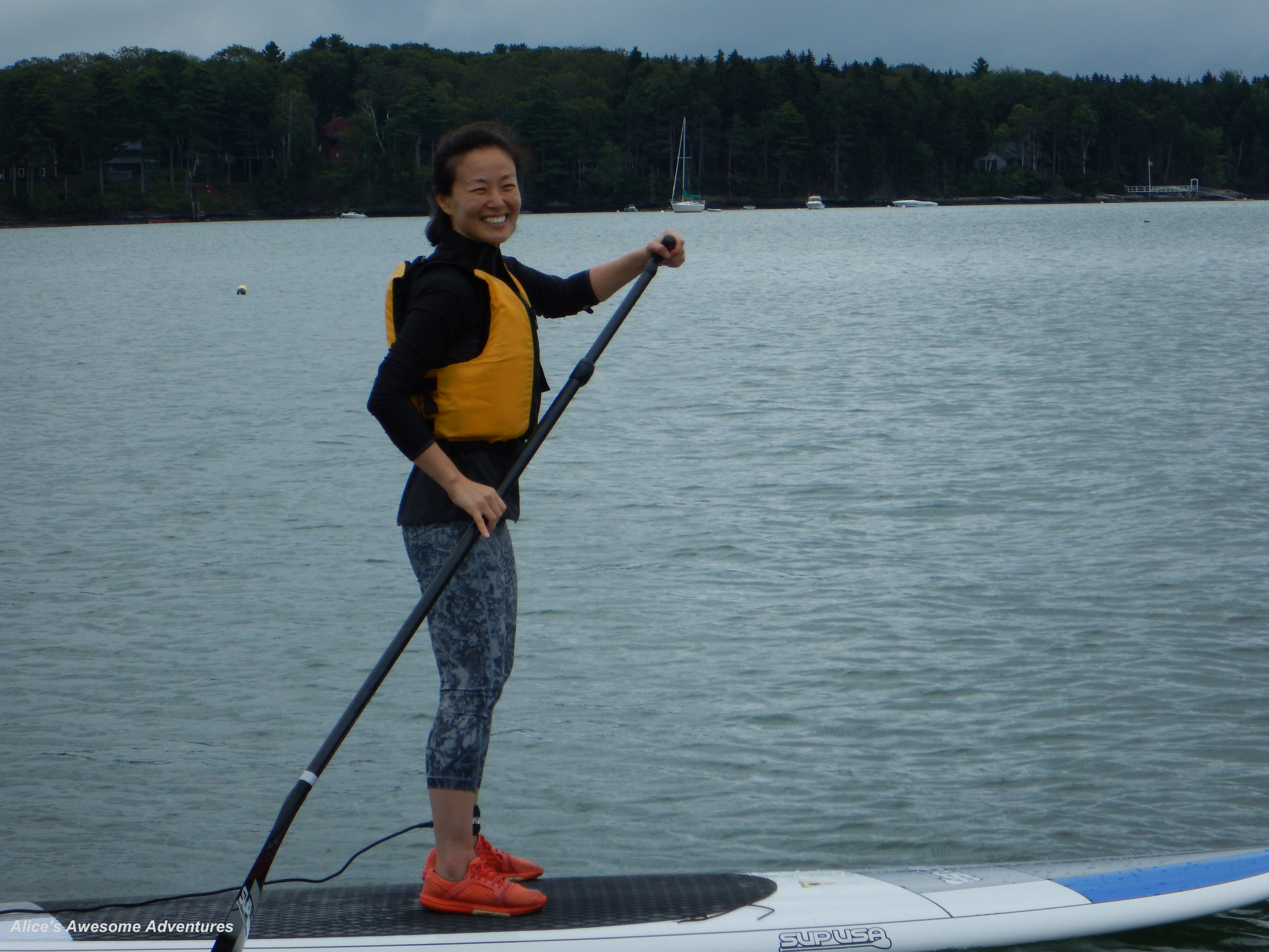 SUP Mere Point 2017 08