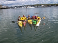 Sea Kayak and SUP Skills Workshop